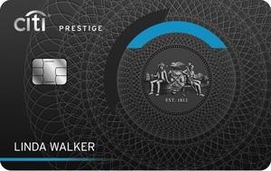 Apply online for Citi Prestige® Card