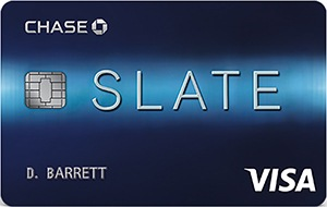 Apply online for Chase Slate®
