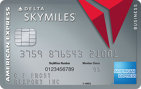 Apply online for Platinum Delta SkyMiles® Business Credit Card from American Express