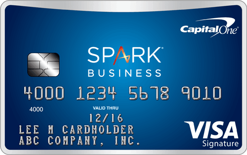 Apply online for Capital One® Spark® Miles for Business