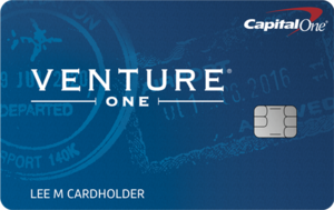 Apply online for Capital One® VentureOne® Rewards Credit Card
