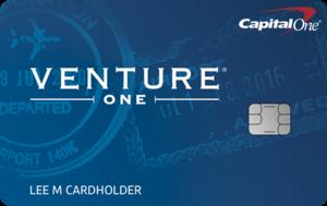Capital One® VentureOne® Rewards Credit Card