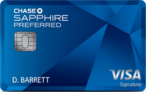 Apply online for Chase Sapphire Preferred® Card