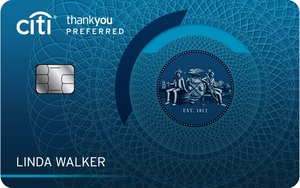 Apply online for Citi ThankYou® Preferred Card for College Students
