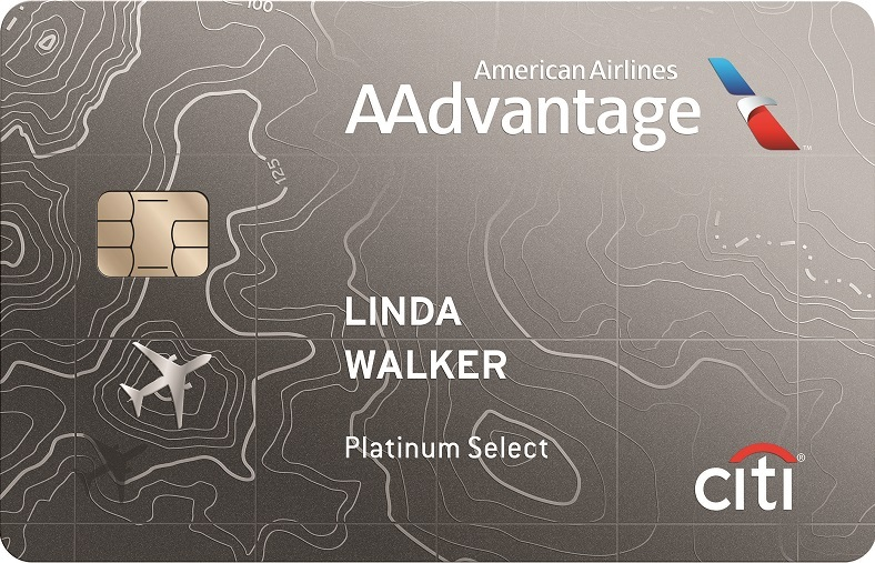 Apply online for Citi® / AAdvantage® Platinum Select® MasterCard®
