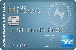 Apply online for Hilton HHonors™Card from American Express