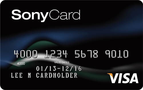 Apply online for Sony® Card from Capital One®