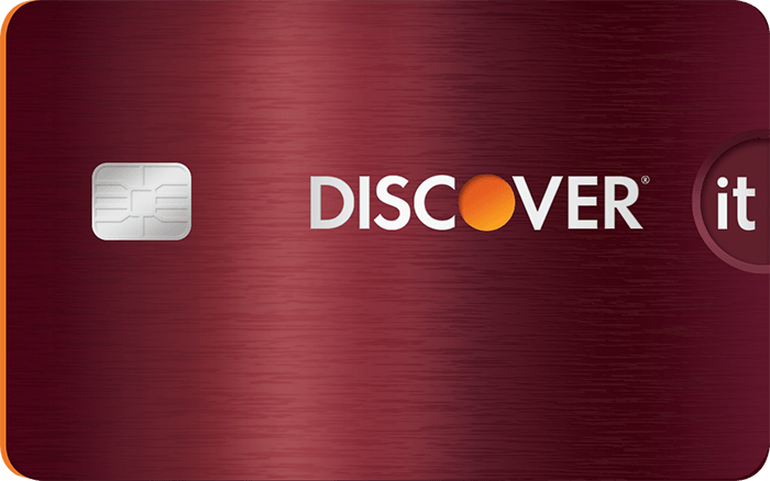 Apply online for Discover it® - Cashback Match™