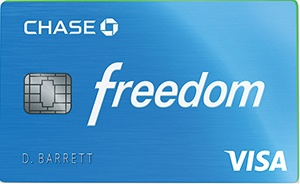 Apply online for Chase Freedom®