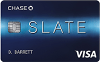 Learn more for Chase Slate®