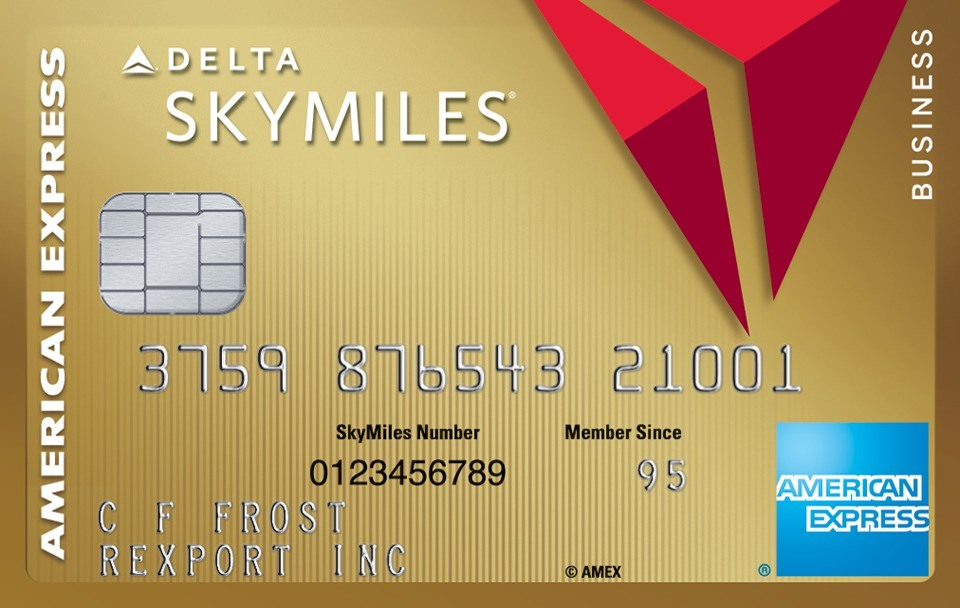 Learn more for Gold Delta SkyMiles® Business Credit Card from American Express