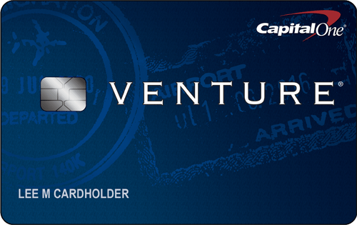 Learn more for Capital One® Venture® Rewards Credit Card