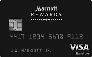 Marriott Rewards® Premier Credit Card