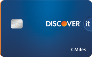 Apply online for Discover it® Miles