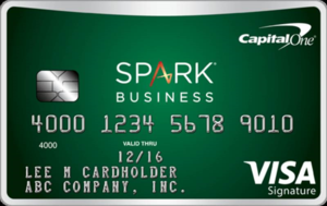 Apply online for Capital One® Spark® Cash for Business